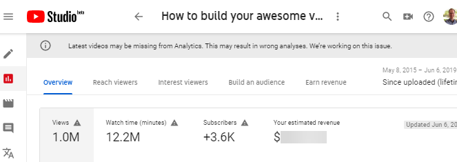Google-Analytics-top-video-statistics--TinkerTry