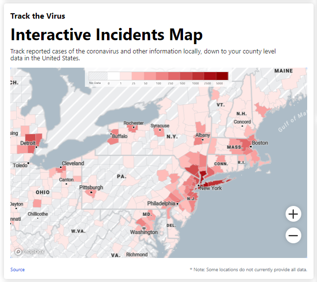 Interactive-Incidents-Map