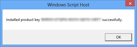 Windows-Script-Host-Success