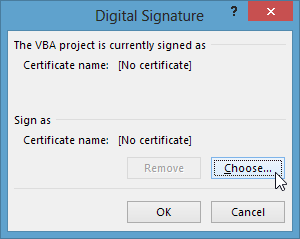 Digital-Signature-Choose