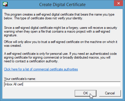selfcert-Your-certificates-name