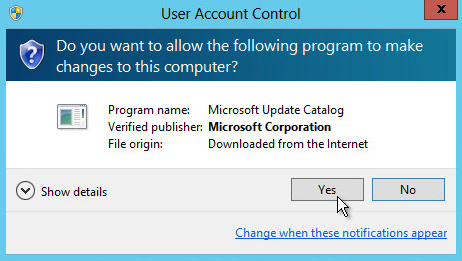UAC-for-Microsoft-Update-Catalog