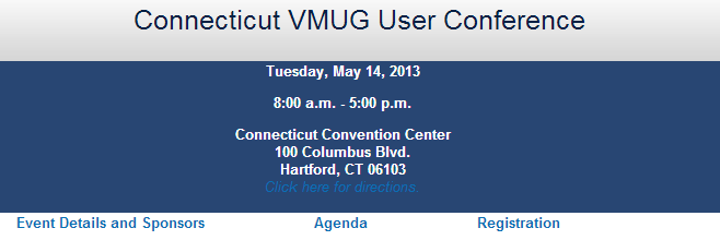 Connecticut-VMUG-User-Conference