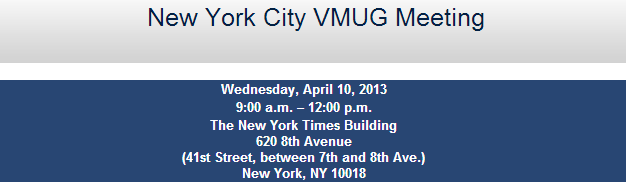 New-York-VMUG-User-Conference