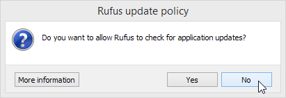Do-you-want-to-allow-Rufus-to-check-for-application-updates-just-click-No