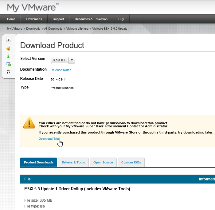 my-vmwares-you-either-are-not-entitled-or-do-not-have-permissions-to-download-this-product-error-and-what-to-do-about-it