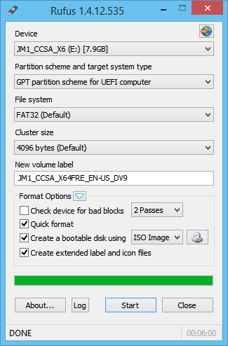 GPT-partition-scheme-for-UEFI-computer-with-FAT32