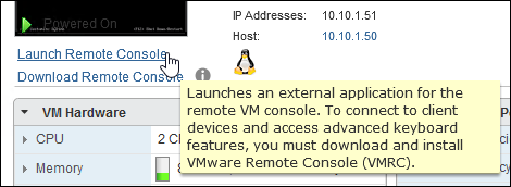 launch-VMRC-for-remote-console
