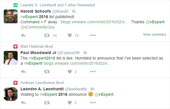 the-first-vexpert-2016-tweet