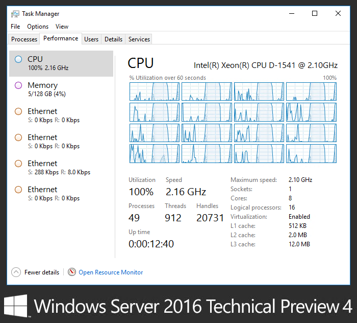 Task_Manager_Windows_Server_2016_Technical_Preview_4_Prime95-16_threads_Xeon_D_1541