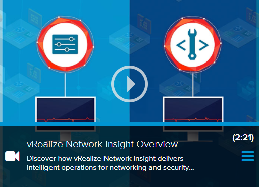 vRealize_Network_Insight_Overview