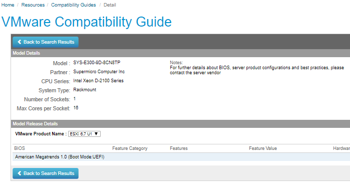 VMware-Compatibility-Guide-listing-for-Supermicro-Xeon-D-2100-2018-10-31--TinkerTry