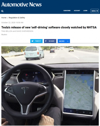 teslas-release-new-self-driving-software-closely-watched-nhtsa