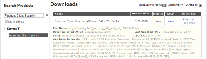 Forefront-Client-Security-download