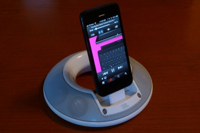 iPhone-5-on-JBL-dock-with-Lightning-adapter