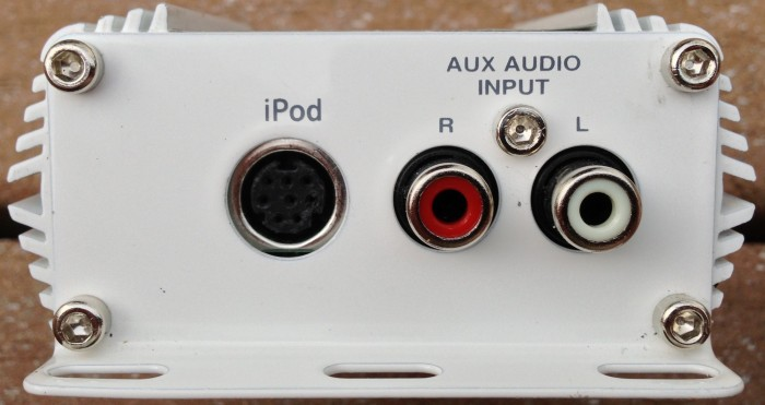 NEO-iPod-connector