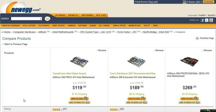 asrock-fatal1ty-z68-professional-gen3-on-newegg