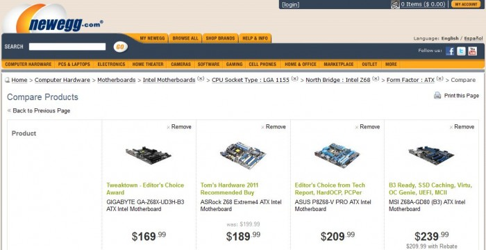 newegg-z68scompared-2011-07-17screenshot