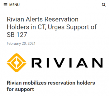 rivian-alerts-reservation-holders-in-ct-urges-support-of-sb-127
