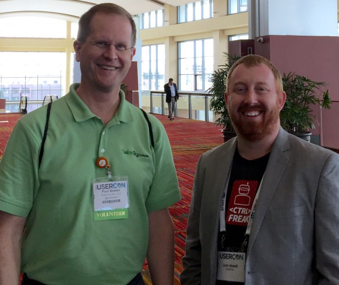 Paul-Braren-and-Josh-Atwell-at-CT-VMUG-UserCon-May-21-2015