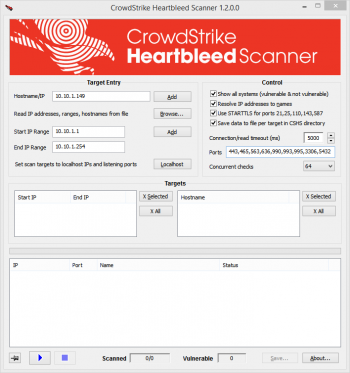 CrowdStrike-Heartbleed-Scanner
