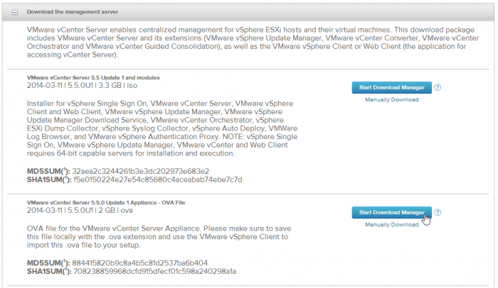 VMware-vCenter-Server-5.5.0-Update-1-Appliance-just-the-OVA-File