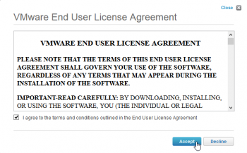 VMware-End-User-License-Agreement