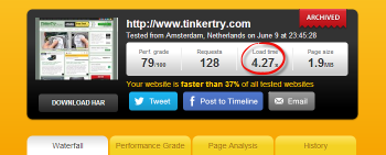 Pingdom-Website-Speed-Test-for-TinkerTry.com-on-June-09-2014-with-W3TC-but-no-CDN