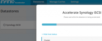 first-look-infinio-accelerator-with-superserver-cluster-shared-synology-iscsi-datastore