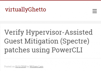verify-hypervisor-assisted-guest-mitigation-spectre-patches-using-powercli