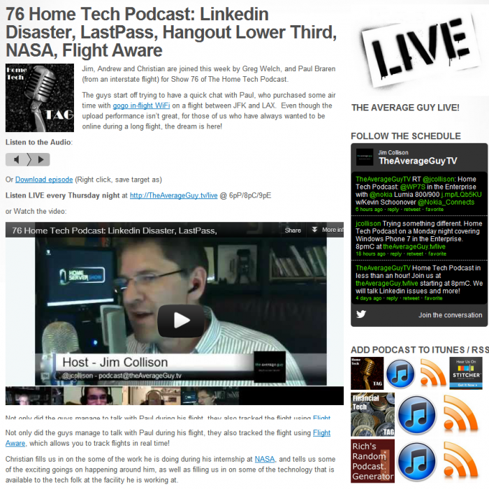 HomeTechPodcast76