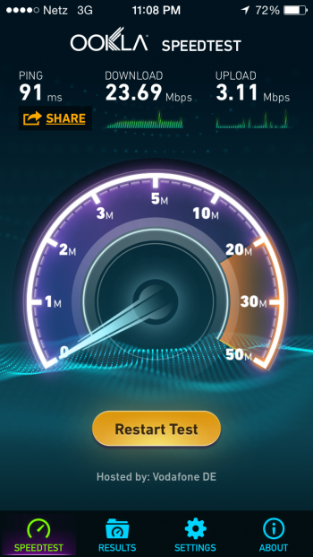 Netz-speed-test-results-iPhone-5-screenshot