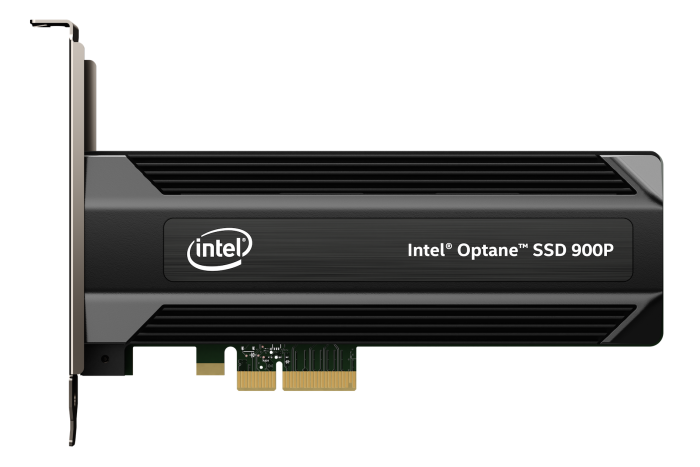 Intel Optane SSD 900P Series AIC - Front