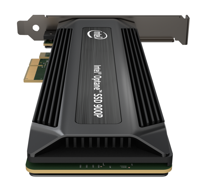 Intel Optane SSD 900P Series AIC - Hero