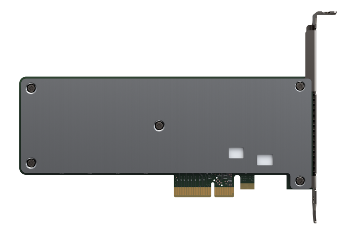 Intel Optane SSD 900P Series AIC - Rear