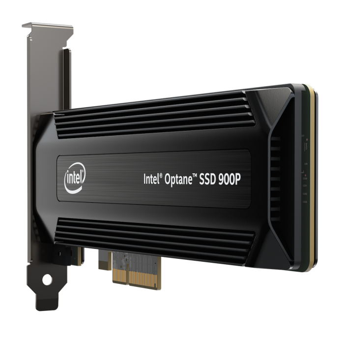 Intel Optane SSD 900P Series AIC - Right Angle