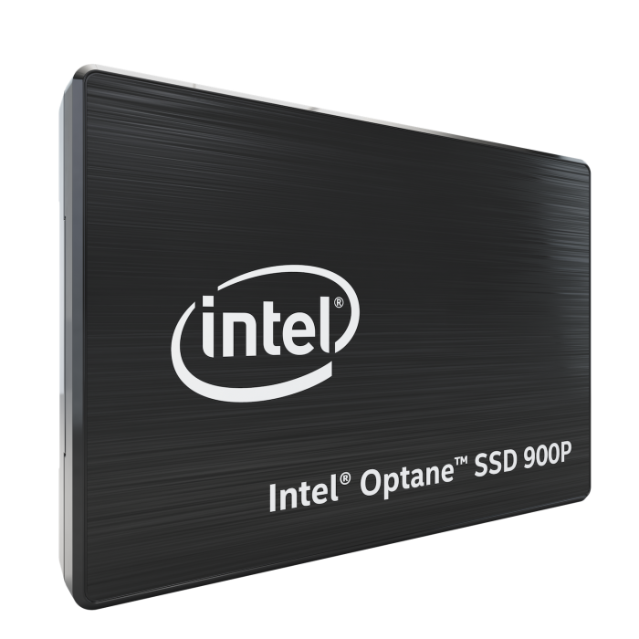 Intel Optane SSD 900P Series U.2 - Left Angle