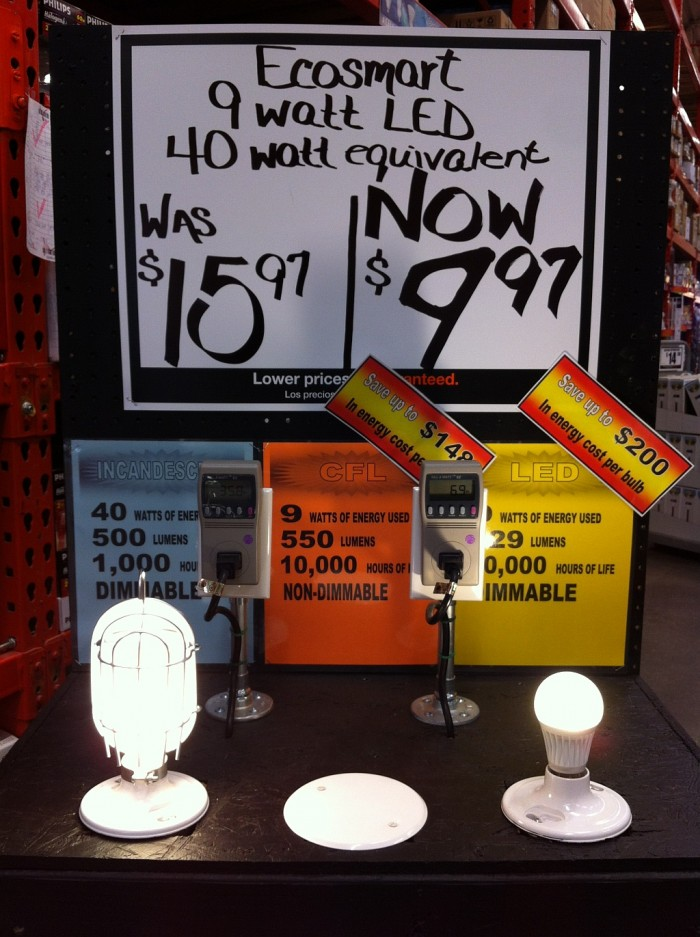 HomeDepotEcoSmartKill-a-Watt-Display