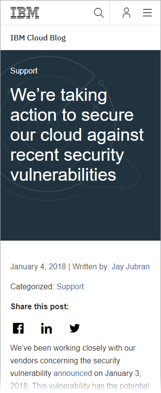 ibm-cloud-spectre-meltdown-vulnerabilities
