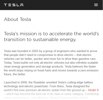 About-Tesla
