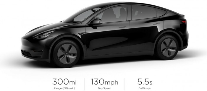 Tesla-Model-Y-in-black