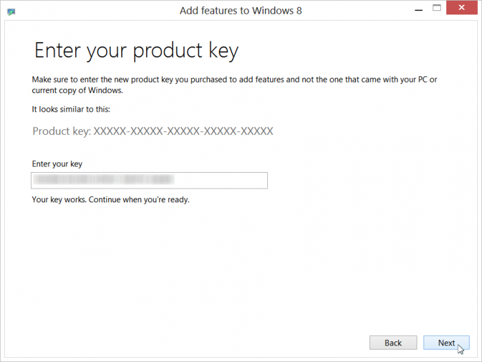 your-key-works