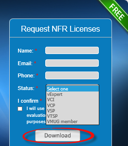 RequestNFRLicenses