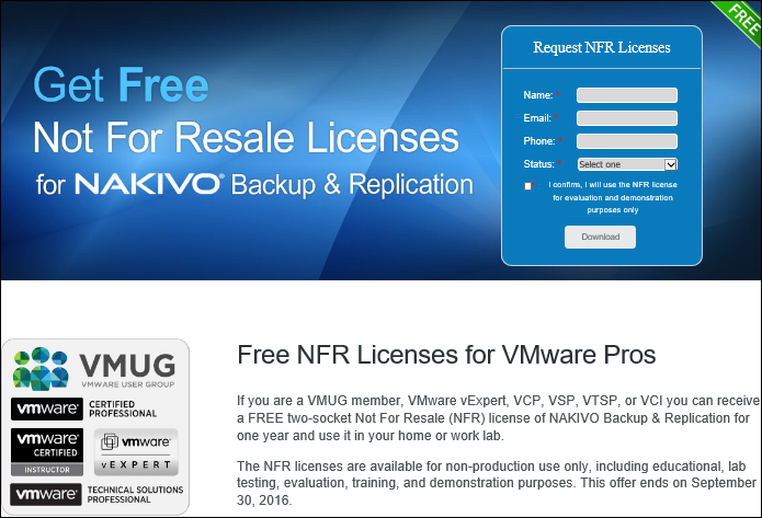 Request-Free-NFR-NAKIVO-version6-1