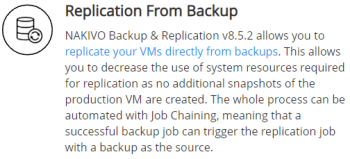 Replication-From-Backup