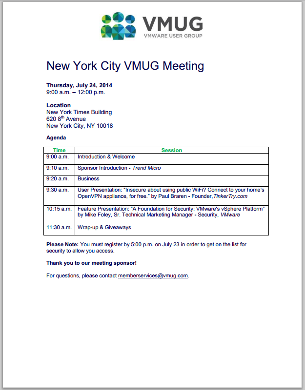New-York-City-VMUG-Meeting-Jul-24-2014-Agenda