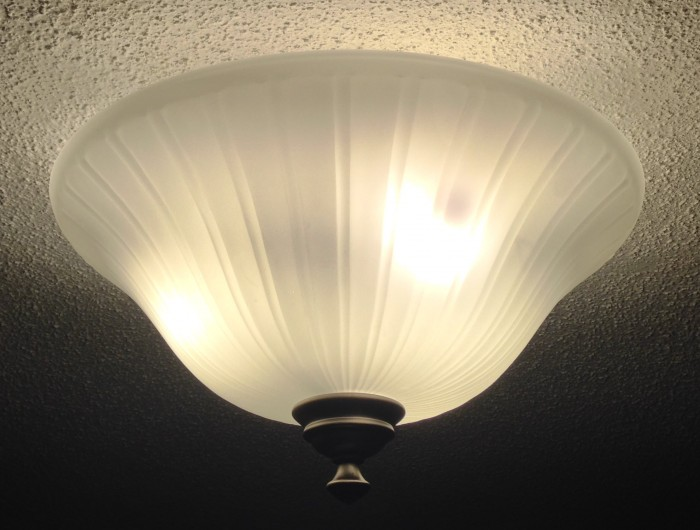 Progressive-ceiling-fixture-with-3-Cree-TW-series-bulbs