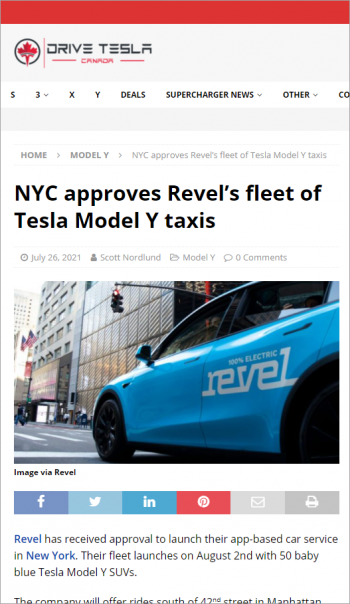 nyc-approves-revels-fleet-of-tesla-model-y-taxis