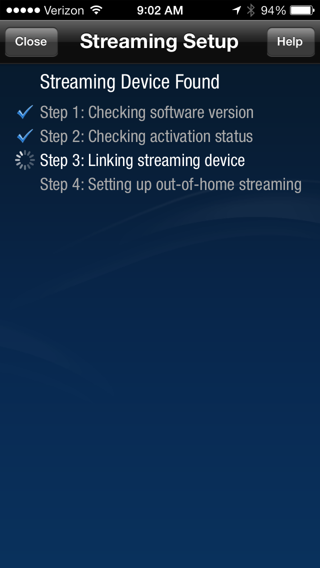 Streaming-Device-Found-Linking-streaming-device