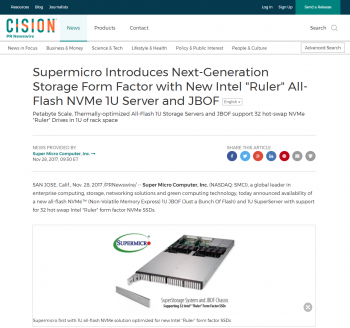 supermicro-introduces-next-generation-storage-form-factor-with-new-intel-ruler-all-flash-nvme-1u-server-and-jbof-300562353